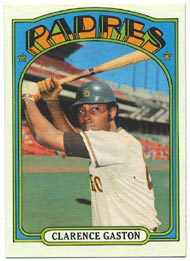 1972 Topps Baseball Cards      431     Cito Gaston
